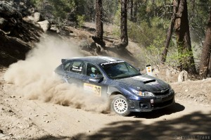 Todd McAllister & Trent Bateman - 1st Overall & AWD Power Stage Winners!